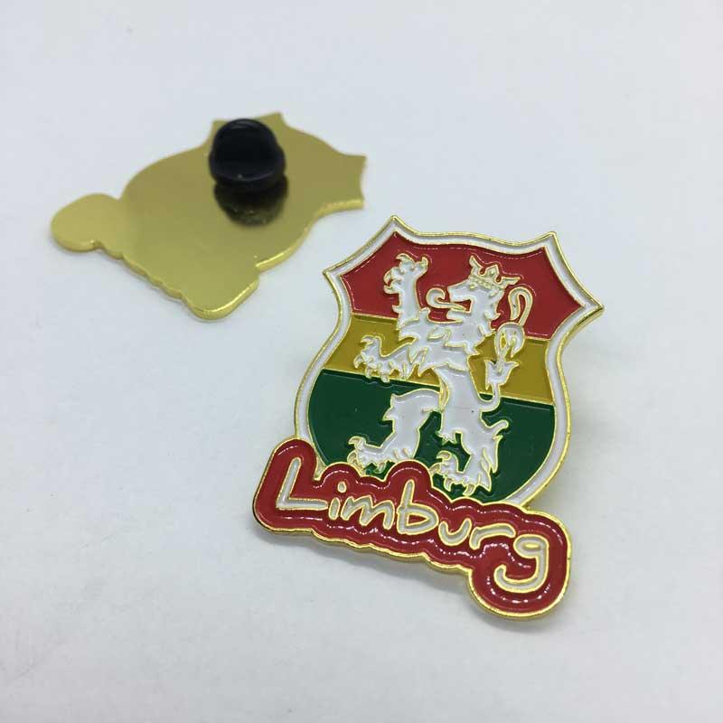 Pin Limburg Goud, Rood Geel Groen