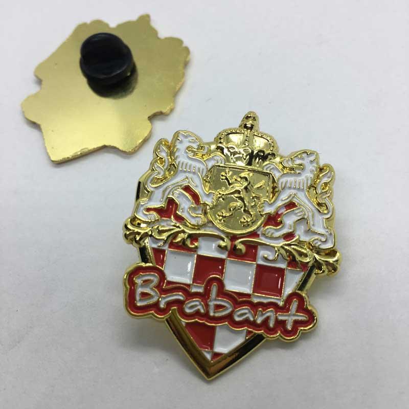 Pin Brabant Goud