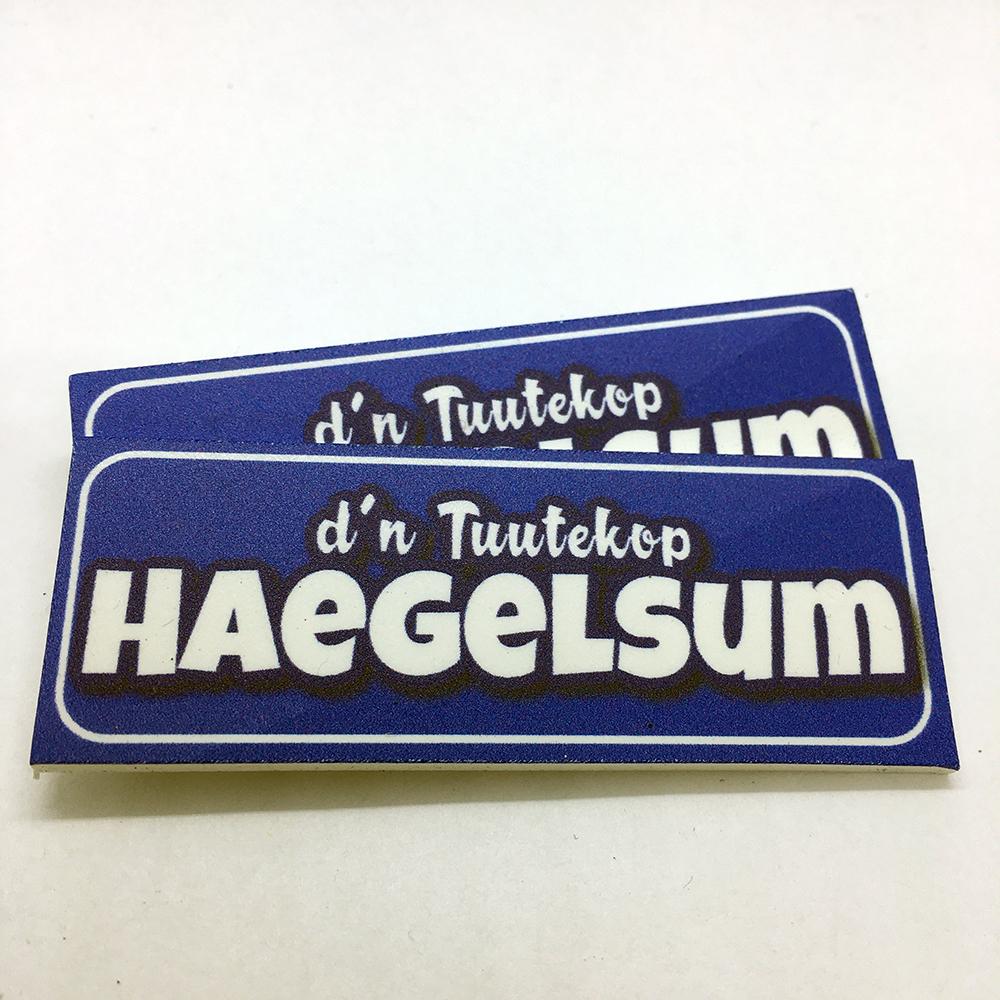 Speltpin Hegelsom
